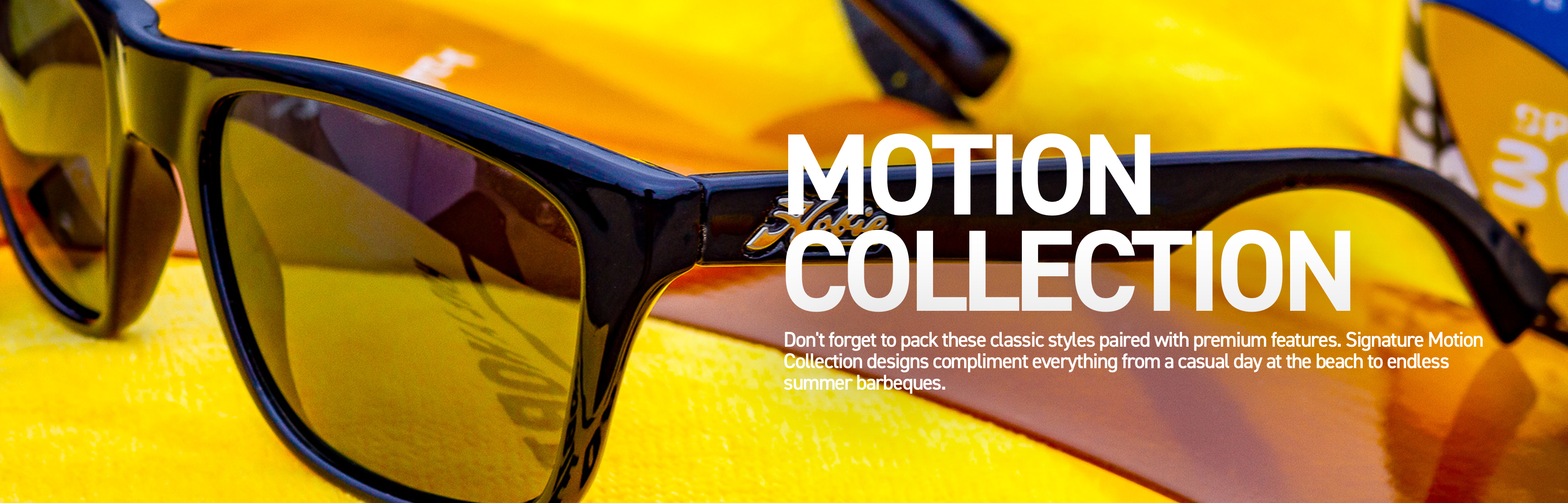 970a69ca6b3 Motion Collection Polycarbonate Polarized Sunglasses
