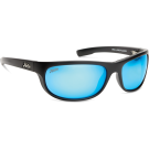 CRUZ SATIN BLACK / GREY W. COBALT MIRROR